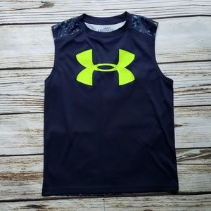 Under Armour youth small tank shirt